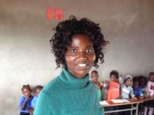 Elisabeth Mufaya